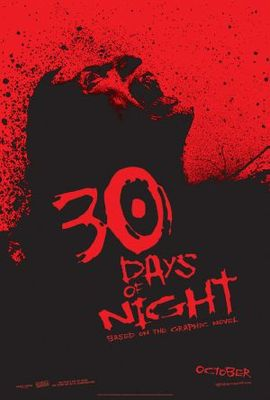 30 Days of Night movie poster (2007) poster MOV_586102a0