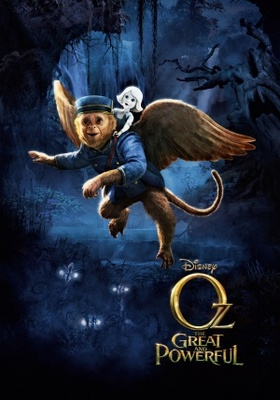 Oz: The Great and Powerful movie poster (2013) poster MOV_58631390