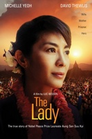 The Lady movie poster (2011) picture MOV_63f38889