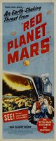 Red Planet Mars movie poster (1952) picture MOV_58672232