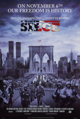 The Siege movie poster (1998) poster MOV_5869fe58