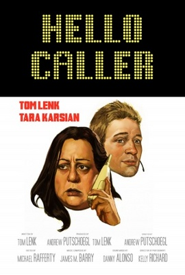 Hello Caller movie poster (2011) poster MOV_586d02fe