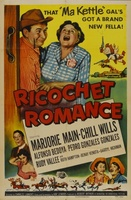 Ricochet Romance movie poster (1954) picture MOV_586fd869