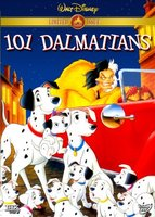 One Hundred and One Dalmatians movie poster (1961) picture MOV_58773173