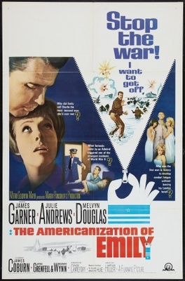 The Americanization of Emily movie poster (1964) poster MOV_587a2690