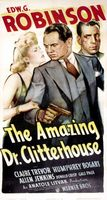 The Amazing Dr. Clitterhouse movie poster (1938) picture MOV_587bd885