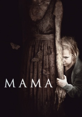 Mama movie poster (2013) poster MOV_587d4d56