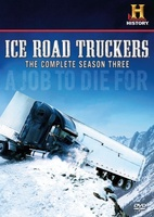 Ice Road Truckers movie poster (2007) picture MOV_587dd3b1