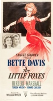 The Little Foxes movie poster (1941) picture MOV_587e39a2