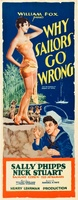 Why Sailors Go Wrong movie poster (1928) picture MOV_58806fd6