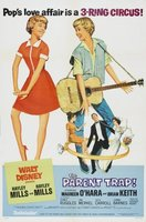 The Parent Trap movie poster (1961) picture MOV_5881e53a