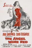The Angel Wore Red movie poster (1960) picture MOV_58842d40