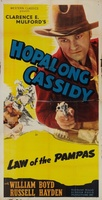 Law of the Pampas movie poster (1939) picture MOV_58898cda
