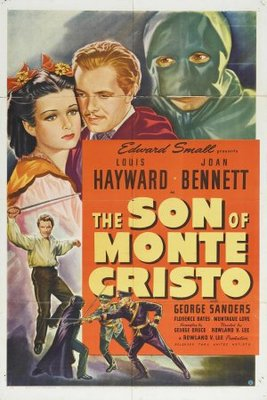 The Son of Monte Cristo movie poster (1940) poster MOV_588bb673