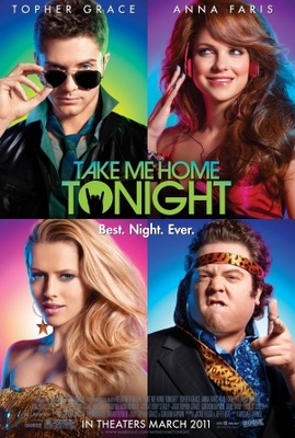 Take Me Home Tonight movie poster (2011) poster MOV_589519ff