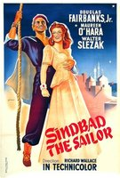 Sinbad the Sailor movie poster (1947) picture MOV_5898f766