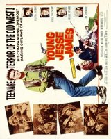 Young Jesse James movie poster (1960) picture MOV_589b134d