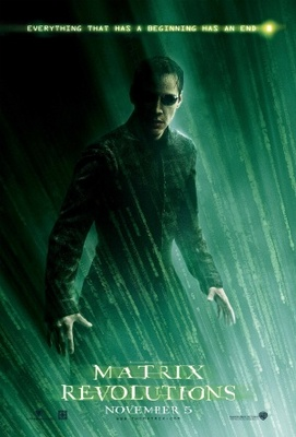 The Matrix Revolutions movie poster (2003) poster MOV_58a1b99b