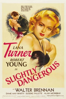 Slightly Dangerous movie poster (1943) poster MOV_58a7c0ef