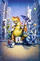 We're Back! A Dinosaur's Story movie poster (1993) picture MOV_58abe8fe