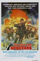Go Tell the Spartans movie poster (1978) picture MOV_58b0f652