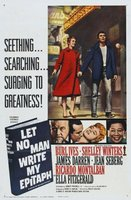 Let No Man Write My Epitaph movie poster (1960) picture MOV_58b378c8