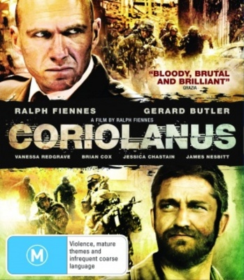 Coriolanus movie poster (2011) poster MOV_58b584a5