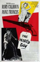 The Hired Gun movie poster (1957) picture MOV_58b9c552