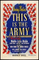 This Is the Army movie poster (1943) picture MOV_58c3f3ba