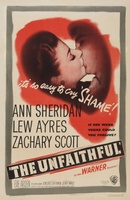 The Unfaithful movie poster (1947) picture MOV_58c9399a
