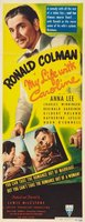 My Life with Caroline movie poster (1941) picture MOV_58ce1614