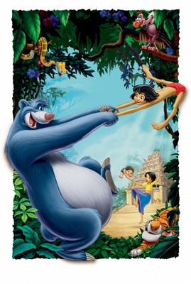 The Jungle Book 2 movie poster (2003) poster MOV_58cf4cdf