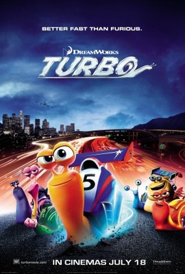 Turbo movie poster (2013) poster MOV_58d35087
