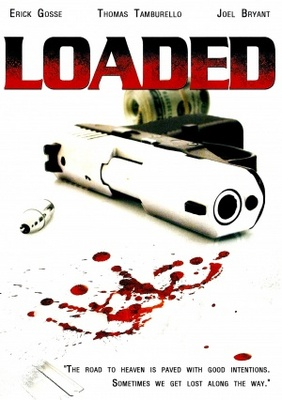 Loaded movie poster (2007) poster MOV_58d67696