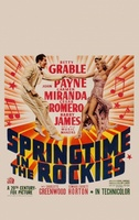 Springtime in the Rockies movie poster (1942) picture MOV_58d8a85c
