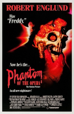 The Phantom of the Opera movie poster (1989) poster MOV_58dbeb0d