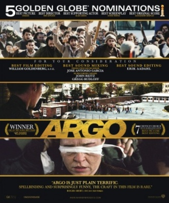 Argo movie poster (2012) poster MOV_58dce467
