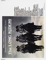The Long Riders movie poster (1980) picture MOV_07e3fded