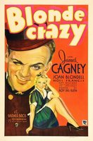 Blonde Crazy movie poster (1931) picture MOV_58e87427