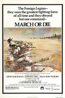 March or Die movie poster (1977) picture MOV_58ecf2fe