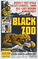 Black Zoo movie poster (1963) picture MOV_58f03832