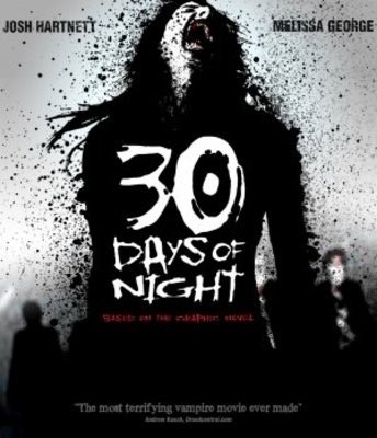 30 Days of Night movie poster (2007) poster MOV_58f90ff4