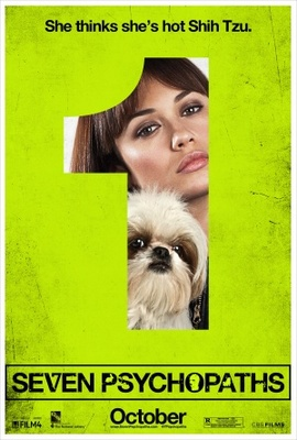 Seven Psychopaths movie poster (2012) poster MOV_58fca439