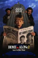 Home Alone 2: Lost in New York movie poster (1992) picture MOV_58fca642