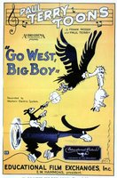 Go West, Big Boy movie poster (1931) picture MOV_58ff66ed