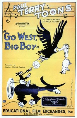 Go West, Big Boy movie poster (1931) poster MOV_58ff66ed