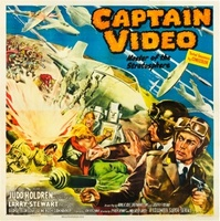 Captain Video, Master of the Stratosphere movie poster (1951) picture MOV_59025b87