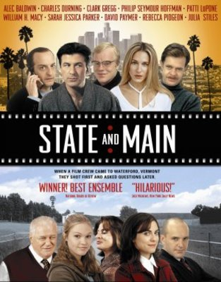 State and Main movie poster (2000) poster MOV_5903236e
