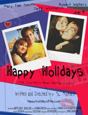 Happy Holidays movie poster (2007) poster MOV_5906f559