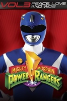 Mighty Morphin' Power Rangers movie poster (1993) picture MOV_5907a6e0
